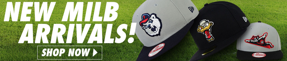 Shop Minor League Headwear