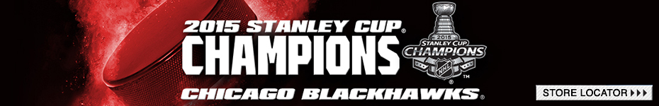 Blackhawks are Stanley Cup Champs!