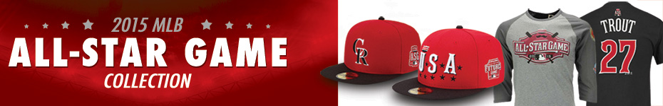 Shop now for MLB All Star Caps and Player T-Shirts!