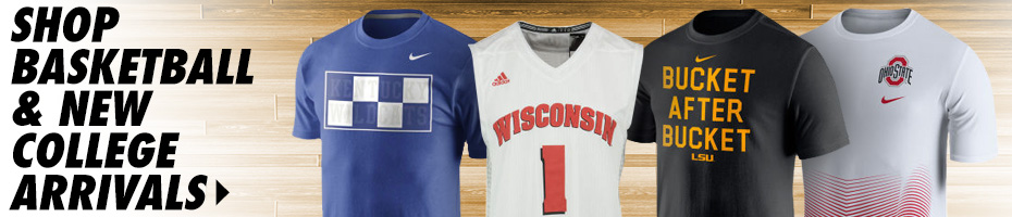 Shop NCAA New Arrivals