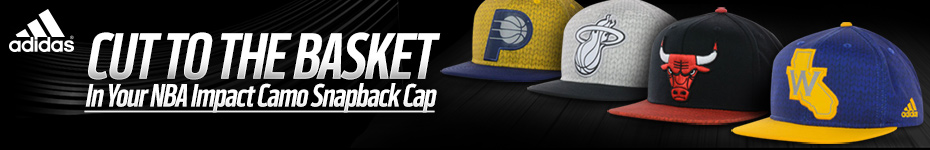 Shop NBA Impact Camp Cap