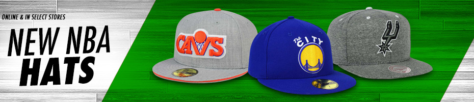 Shop NBA Caps