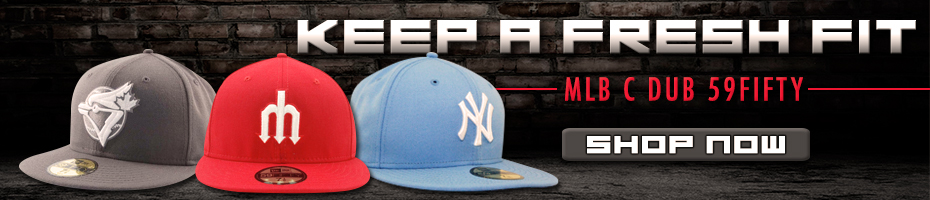 Shop 59FIFTY MLB C-Dub Caps