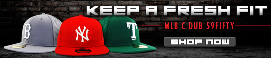 Shop MLB C-Dub 59FIFTY Caps