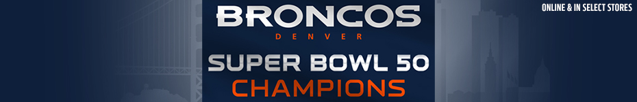 Shop Broncos Super Bowl Champs