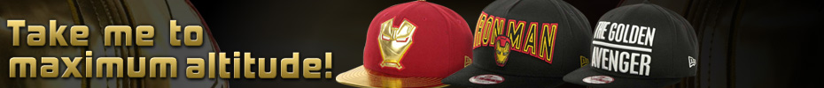 Shop Iron Man Hats