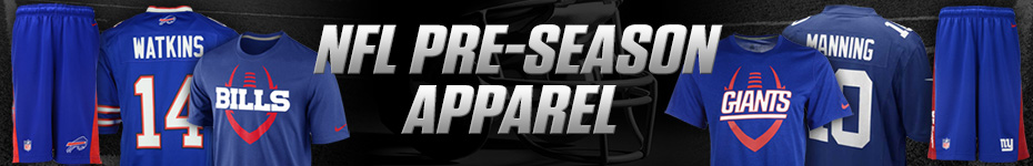 Shop NFL New Preseason Apparel