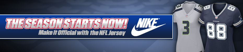 Shop NFL Nike Jerseys