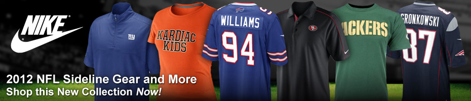 Shop NFL Nike Apparel