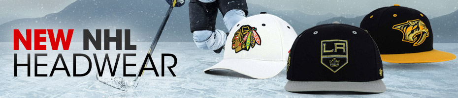 Shop NHL Caps