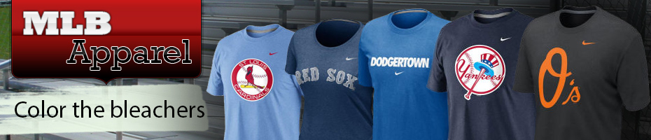Shop MLB Apparel