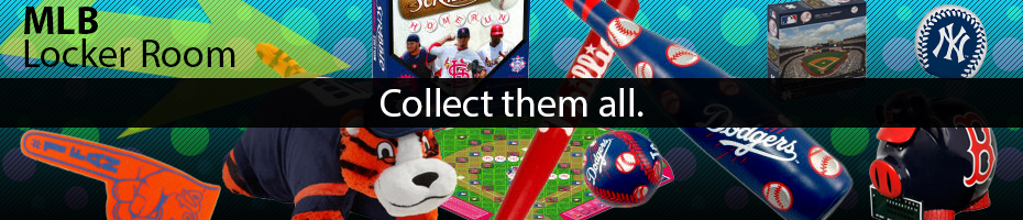 Shop MLB Locker Room Gear
