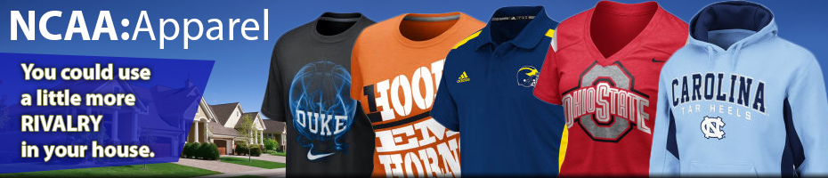 Shop NCAA Apparel