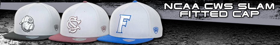 Shop NCAA CWS Slam Fitted Cap
