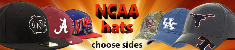 Shop NCAA Caps