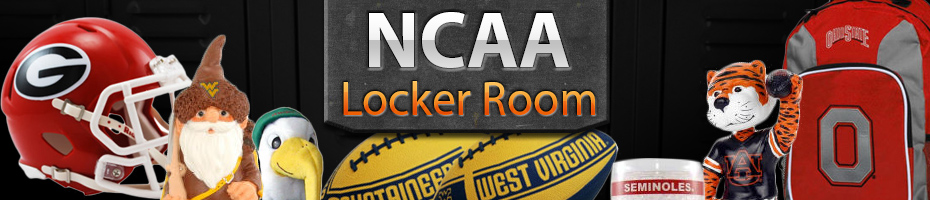 Shop NCAA Locker Room Gear