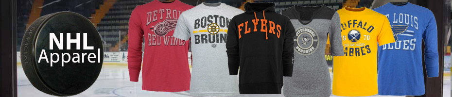 Shop NHL Apparel