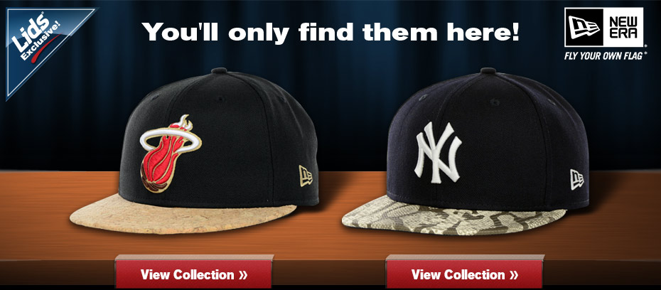 Lids Exclusives