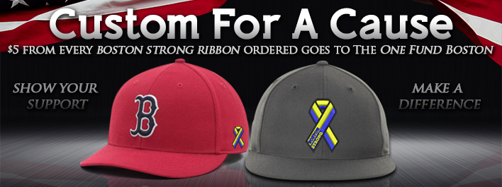 Create a Custom Hat and Give Back!