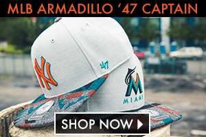 Shop the MLB Armadillo Snapback