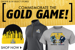 Shop Super Bowl 50