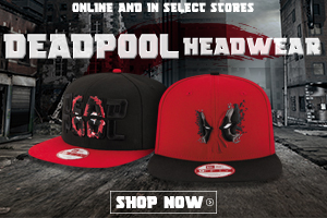 Shop Deadpool Headwear