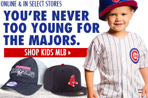 Shop new Kids MLB gear