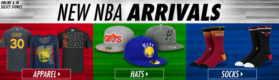 Shop new NBA