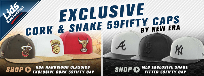 Shop New Era Exclusives