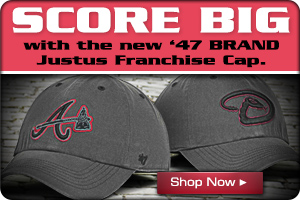 Shop MLB Justus Franchise Cap