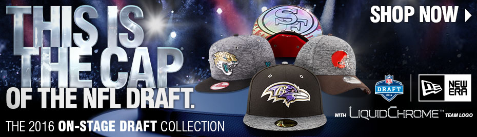 Shop NFL Draft Caps