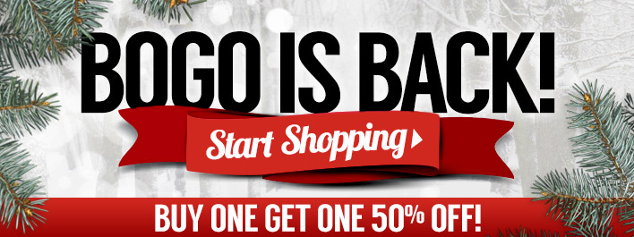 Buy One Get One Half Off - MLB, NBA, NHL, NFL & NCAA