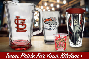 Thirsty For Victory? Celebrate With Your Game Day Beverage!