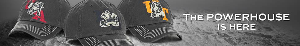 Shop NCAA Powerhouse Franchise Caps