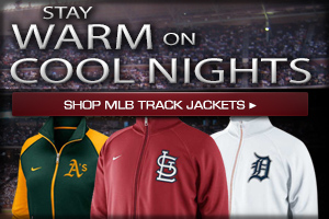 Shop MLB Track Jacket 2013
