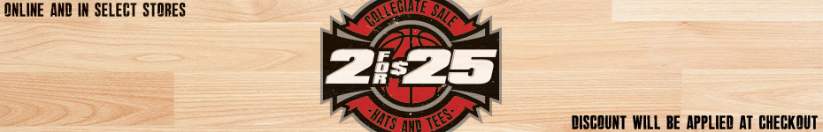 Shop Ohio State 2 for $25 T-Shirts at Buckeye Corner!