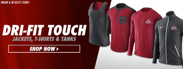 Shop New Dri-Fit Touch Apparel!