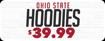 Ohio State hoodies for $39.99!