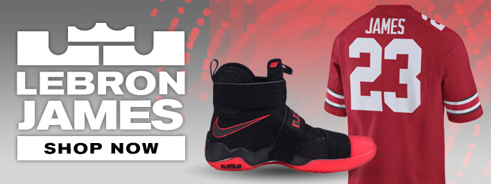 Shop OSU LeBron James Merchandise!