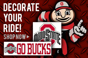 Decorate Your Ride! Shop Buckeye Corner Auto Accessories Now!