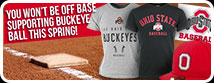 Support Buckeyes Baseball! Shop Baseball Gear