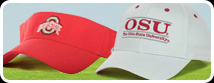 Cap Off Your Look with Buckeyes Headwear - Shop Now!
