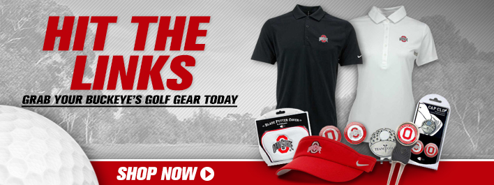 Hit the Links! Shop Ohio State Golf Gear!