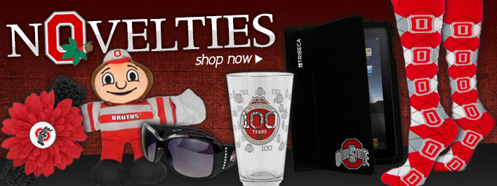 For fans of all ages! Shop Ohio State Novelties now!