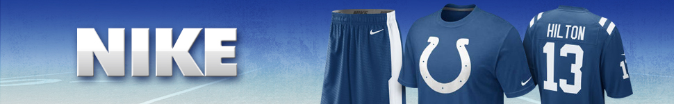 Shop Nike Colts gear now!