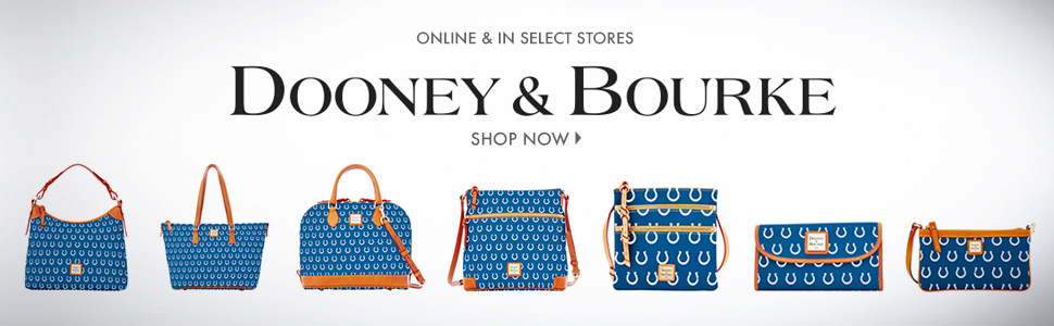 Shop the NFL Dooney & Bourke