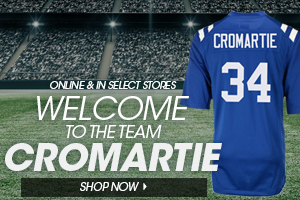 Welcome to the team Antonio Cromartie!