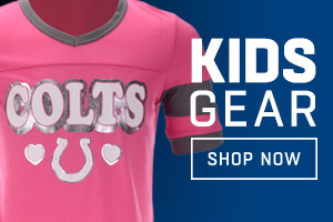 Shop Colts kids gear now!