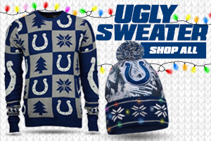 Get Your Colts Ugly Sweater Gear!