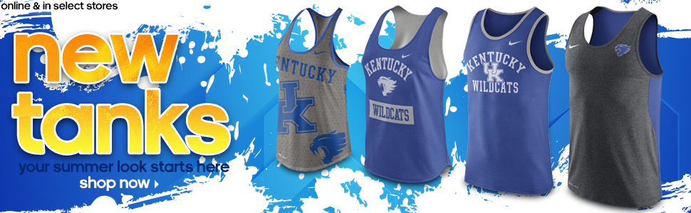 Shop New KY Tanks!